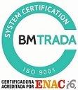 SELLO ISO 90011 Cristian Servicio Integral